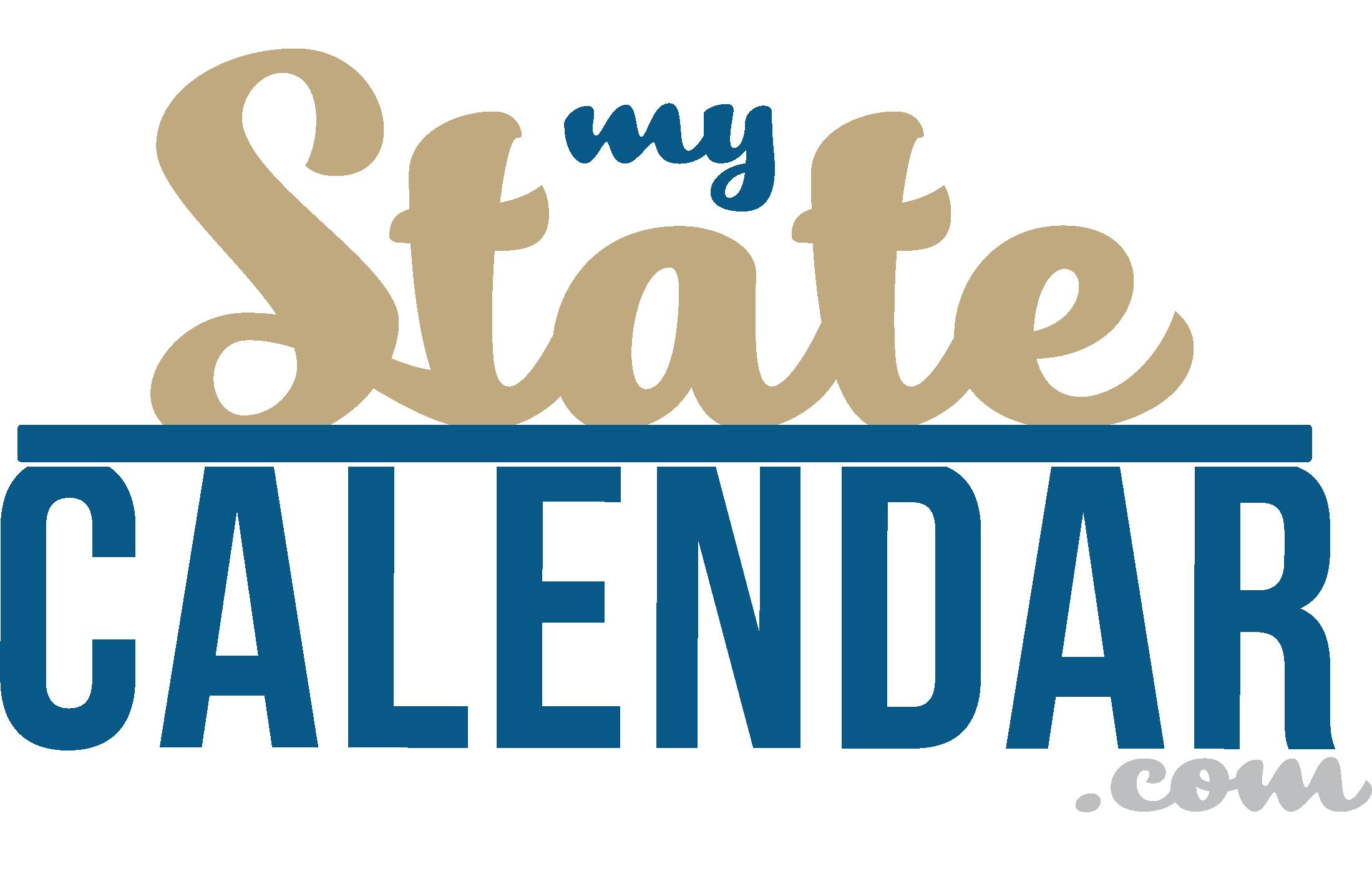 My State Calendar